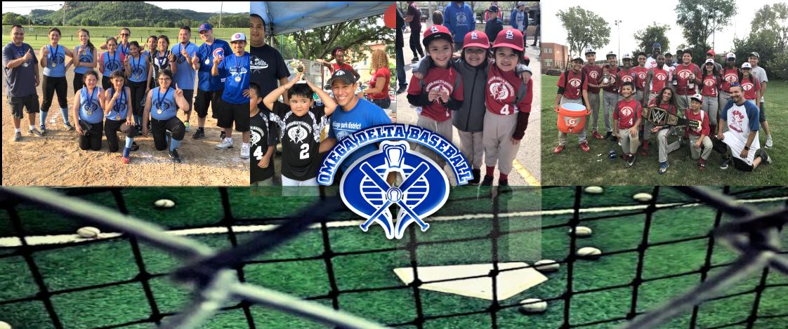 Omega Delta Youth Baseball & Softball League