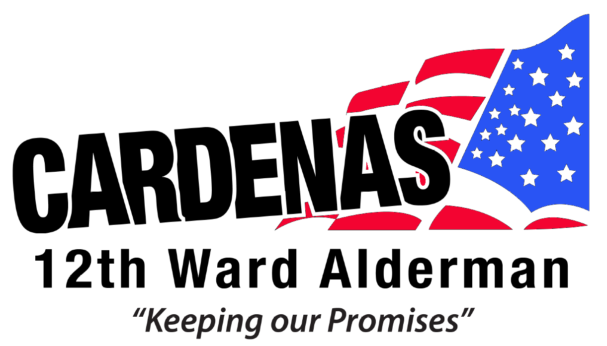 12th Ward Alderman Cardenas