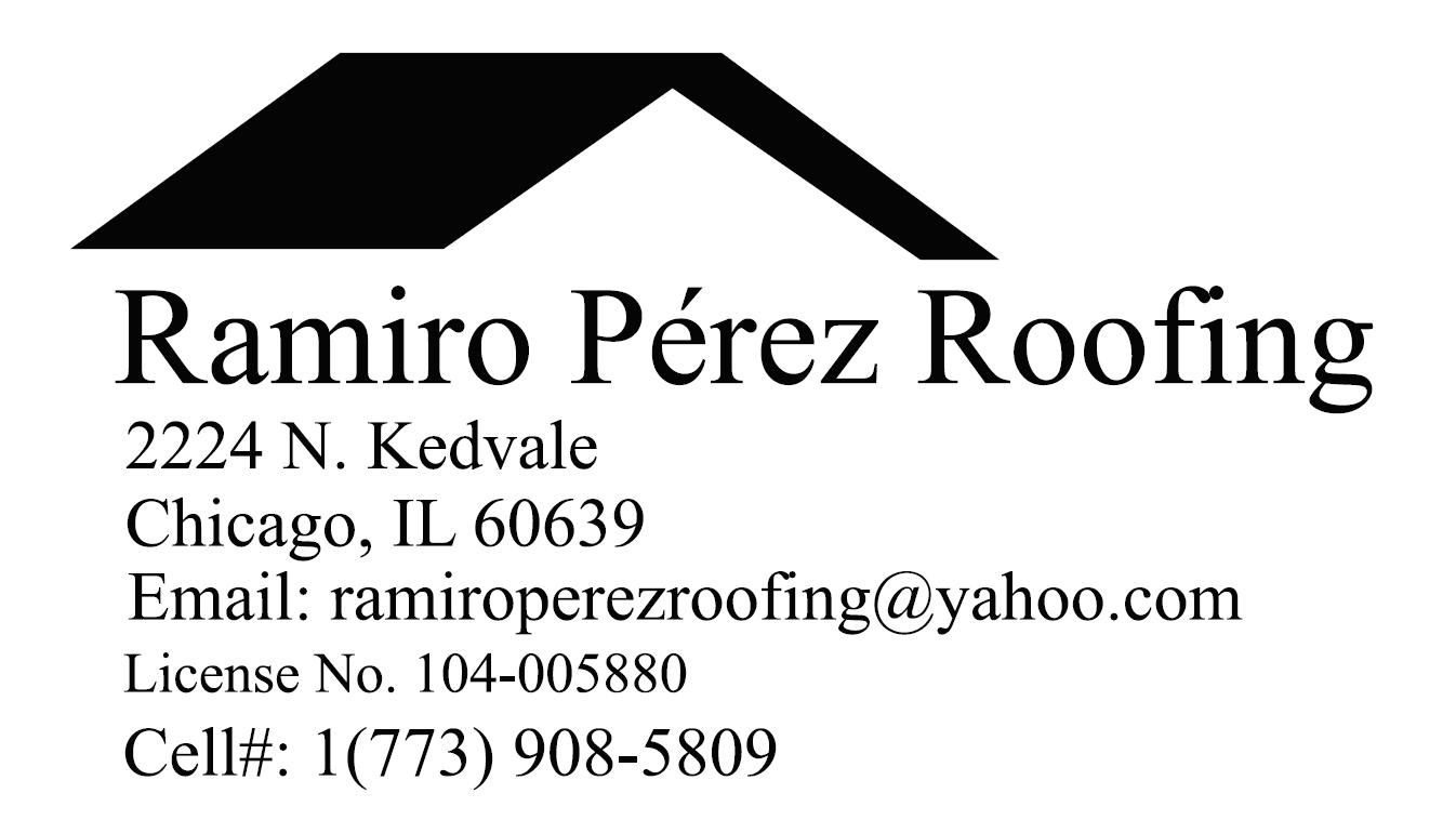 Ramiro Perez Roofing