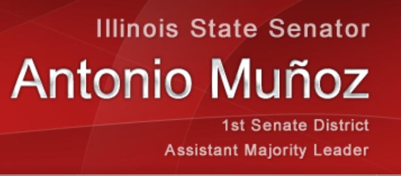 State Senator Antonio Munoz