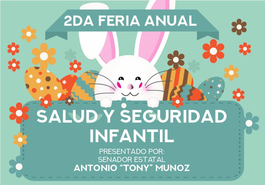 2nd Annual Kids Health & Safety Fair (Spanish)