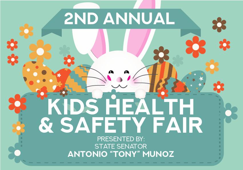 2nd Annual Kids Health & Safety Fair
