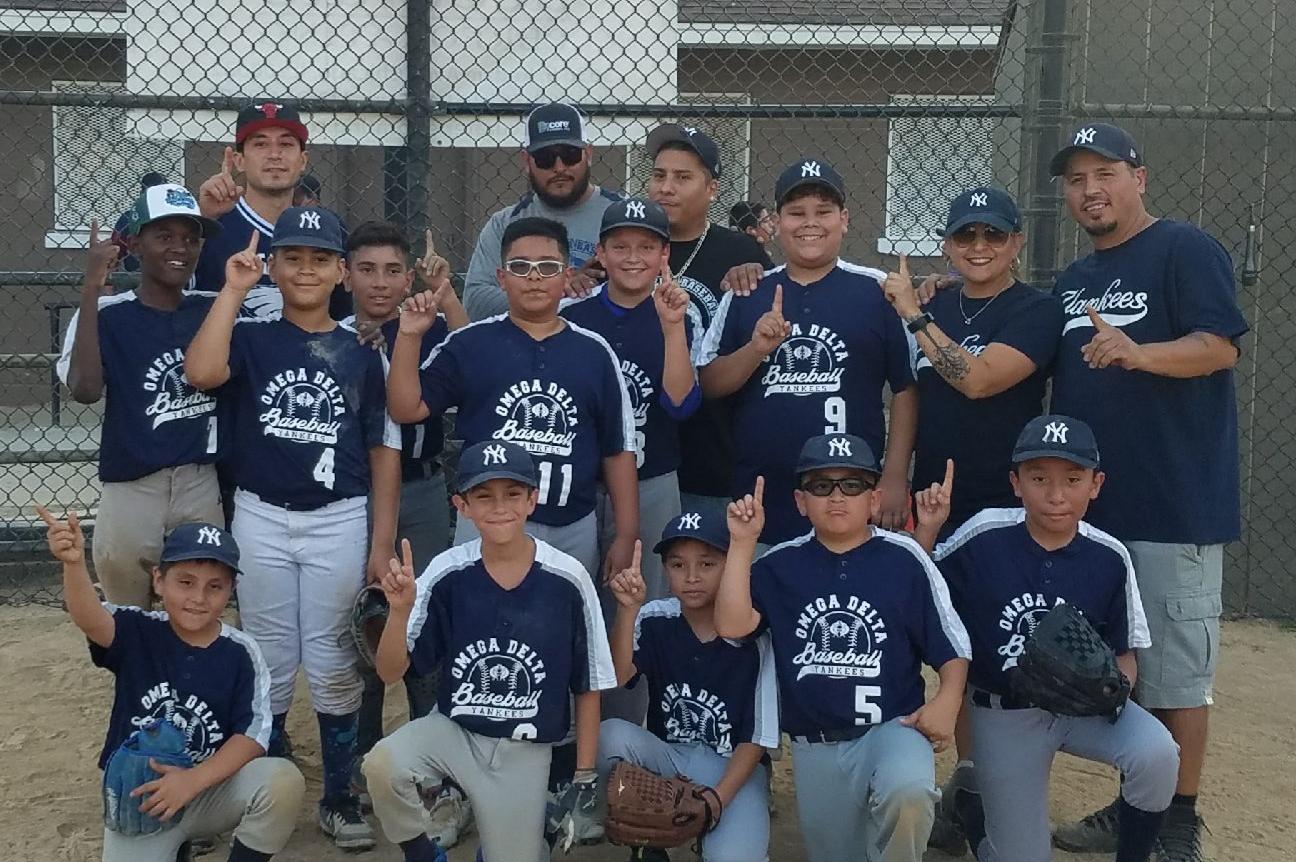 2019 Minor Yankees